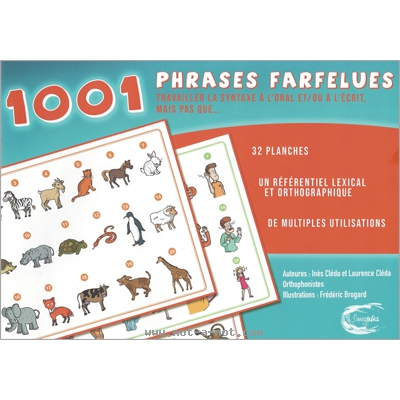 1001 phrases farfelues 1