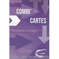 Combi'Cartes - Monosyllabes en images