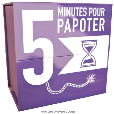 5 minutes pour papoter 1