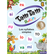 Tam Tam Safari – Les syllabes simples