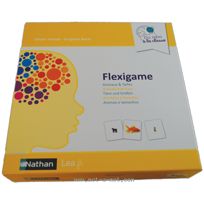 Flexigame - Animaux & Tailles 1