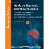 Guide de diagnostic neuropsychologique