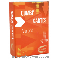 Combi'Cartes double - Verbes