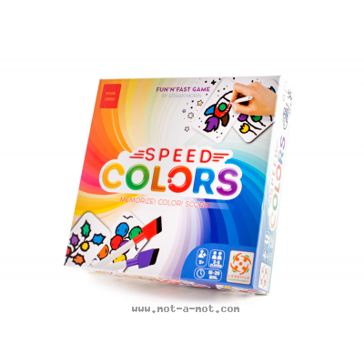 Speed colors 1