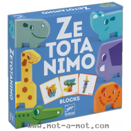 Ze Totanimo Blocks