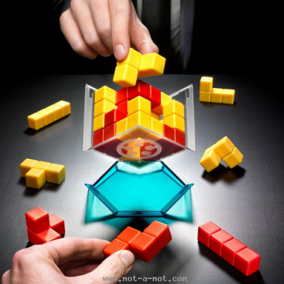 Cube duel 3