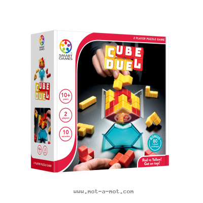 Cube duel 1