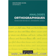 Analogies orthographiques
