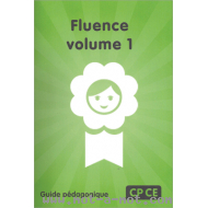 Guide Fluence de lecture - CP/CE - Volume 1
