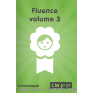 Guide Fluence de lecture - CM - Volume 3