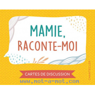 Mamie, raconte-moi - Cartes de discussion